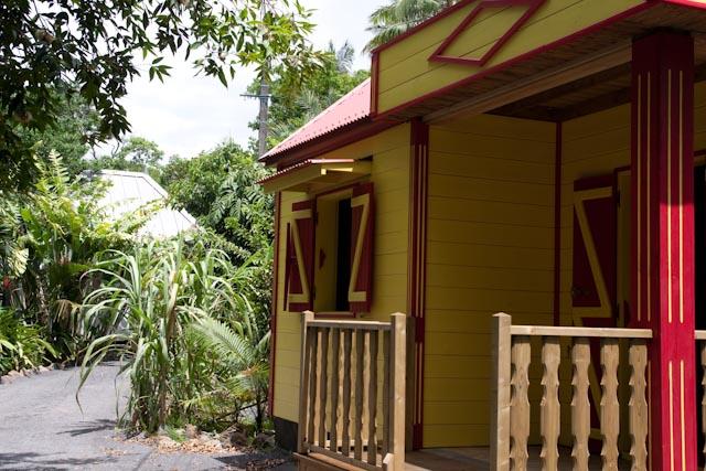 location bungalows Saint-Philippe location saisonnière ou week end dans le sud sauvage de la réunion